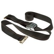 """2-Pack E-Track Fitting Cam Buckle Cargo Tie-Down Straps 12 ft. x 2"""""""