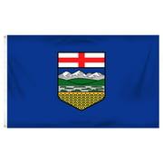 Alberta Provincial Flag (3 by 5 feet)