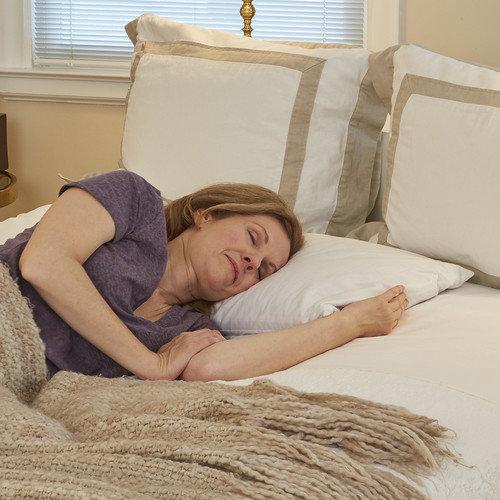 Hermell Softeze Buckwheat Sleeping PIllow