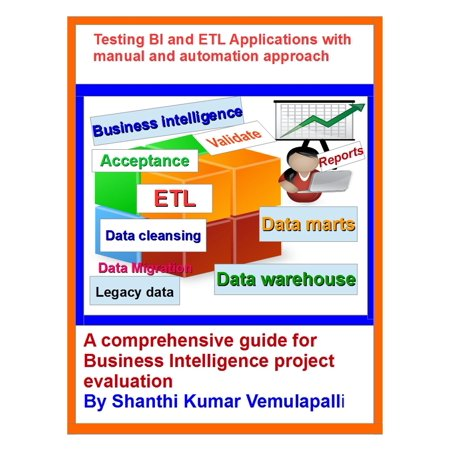 Testing BI and ETL Applications with manual and automation approach - (Applications Manual)