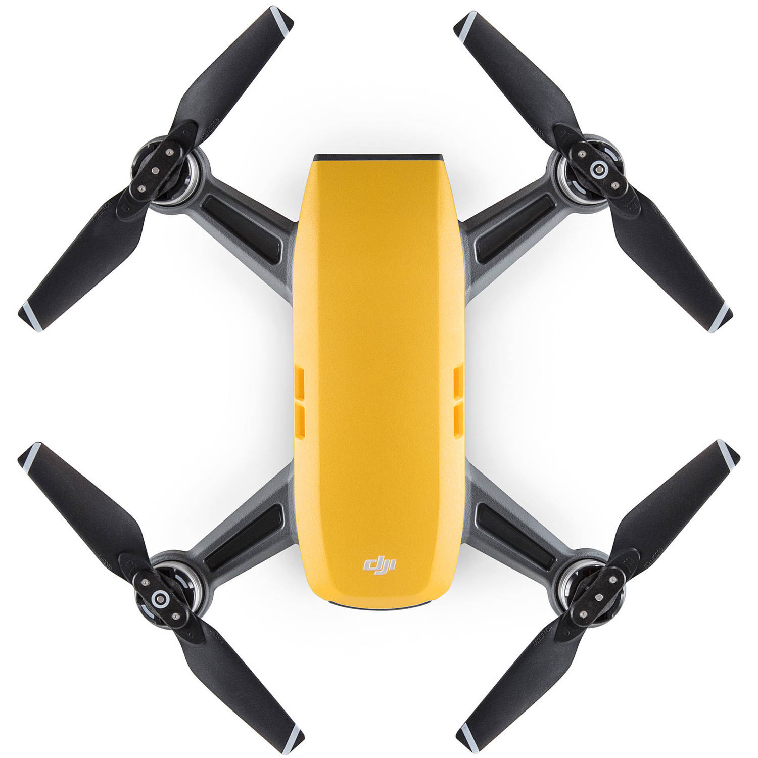 DJI Spark Drone in Alpine White by DJI