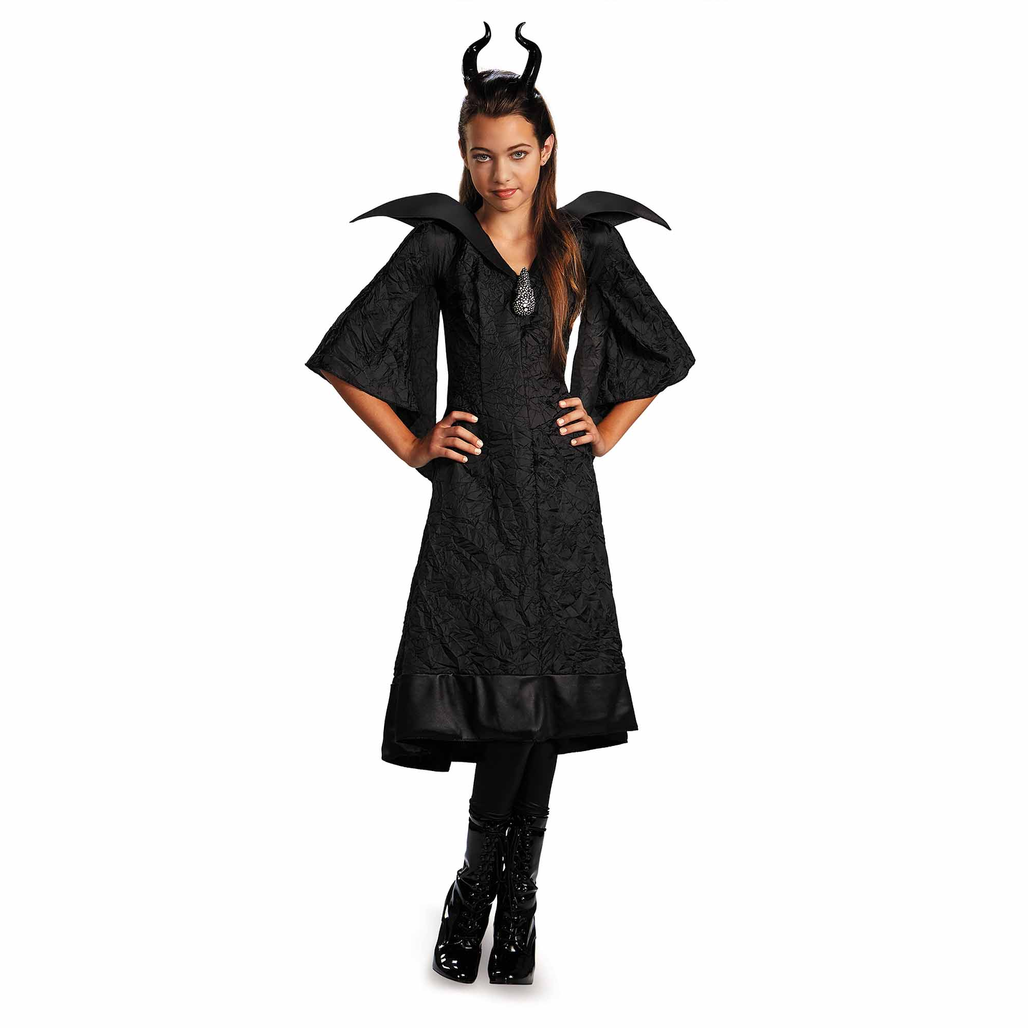 Maleficent costumes maleficent classic child halloween costume solutioingenieria Choice Image