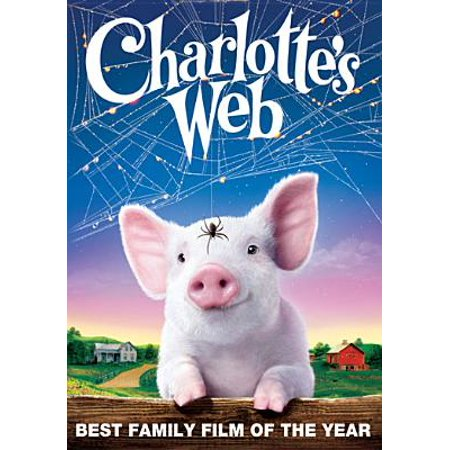 Charlotte's Web (Widescreen) (4 Channel Web)