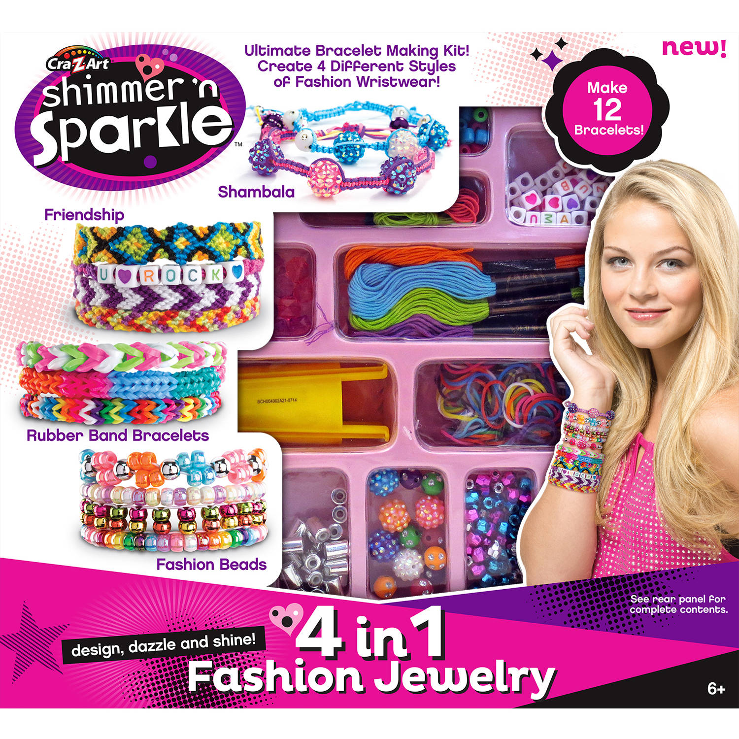 Bracelet maker kit toys r us