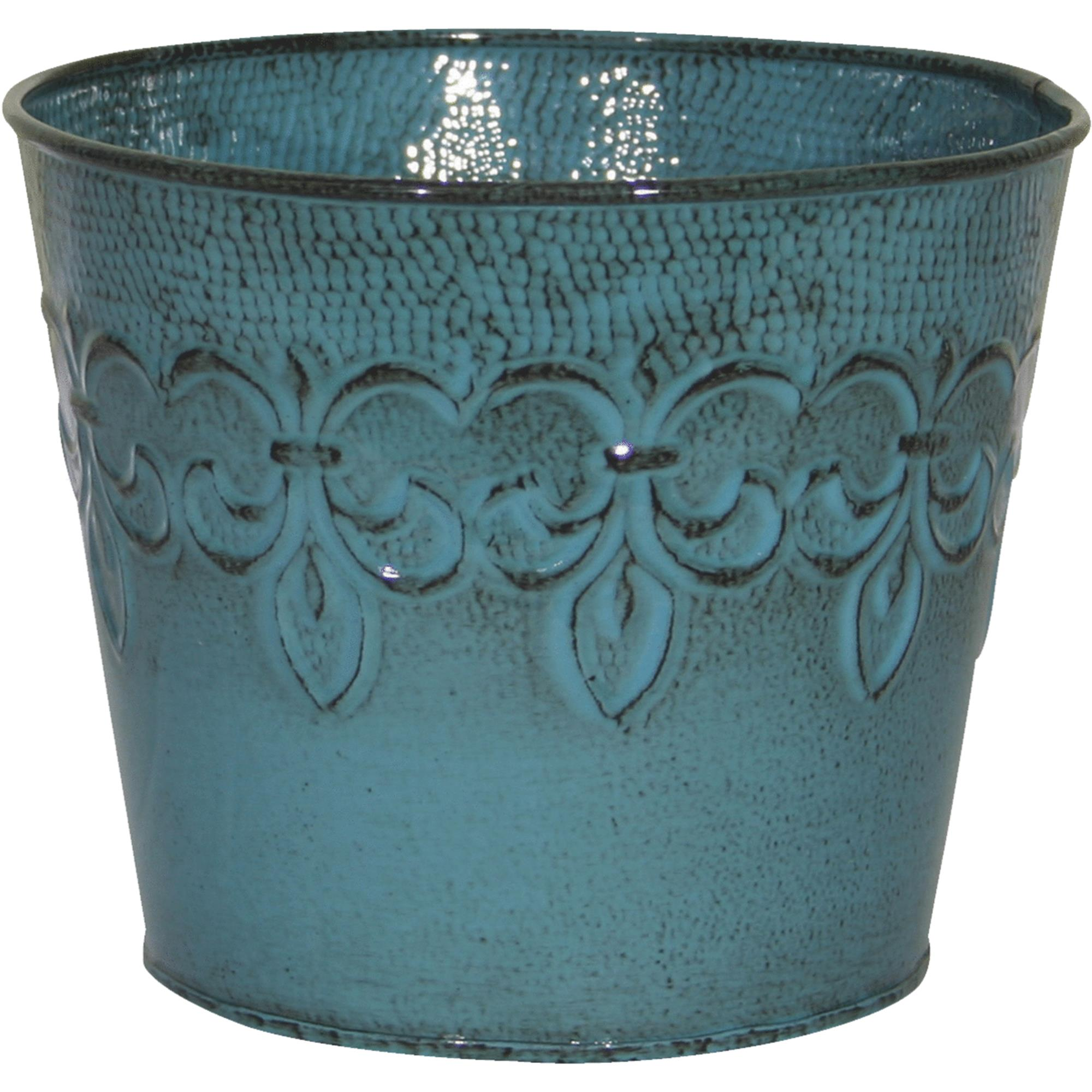 Robert Allen Fleur De Lis Planter by Robert Allen