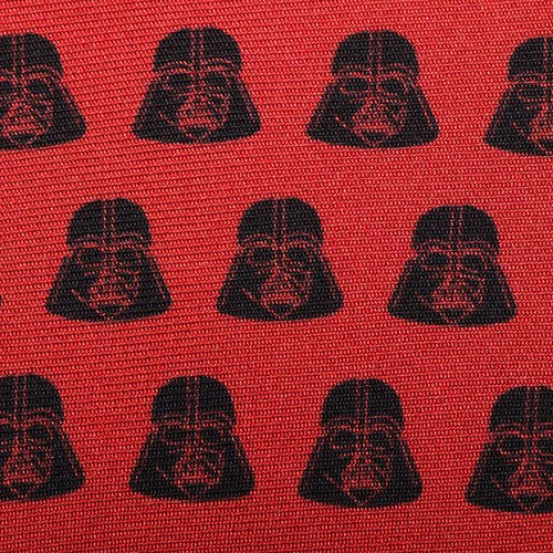 SW-DVRB-TR Star Wars Darth Vader Red and Black Tie