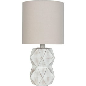 Better Homes And Gardens White Wash Faceted Faux Woo