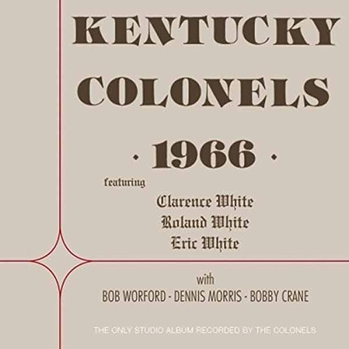Kentucky Colonels 1966 [CD] by