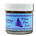 Wiseways - Herbal Salves, White Pine Salve, 1 oz