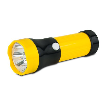 Super Bright Tactical Beam 4-LED Compact Work Trail AA Torch Lamp Flashlight