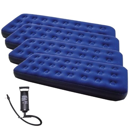 Zaltana Single Size Air Mats 73 Quot X29 Quot X7 5 Quot 4 Pack And Air