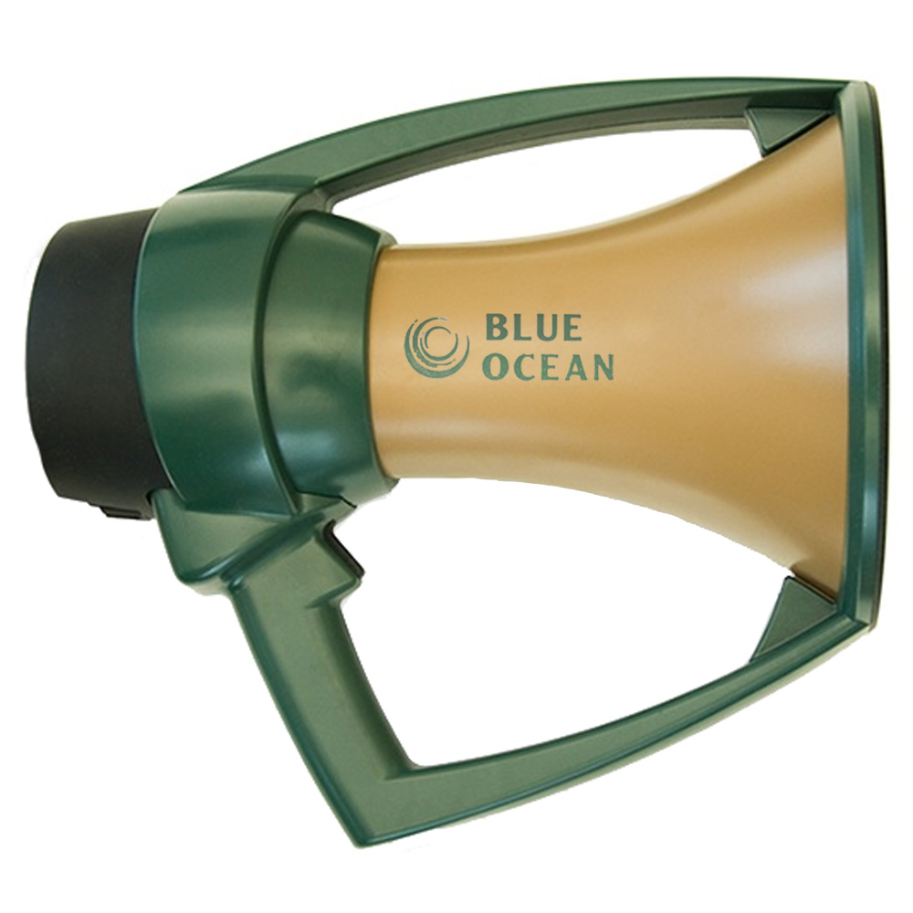 KESTREL BLUE OCEAN MEGAPHONE TAN & OLIVE WATERPROOF