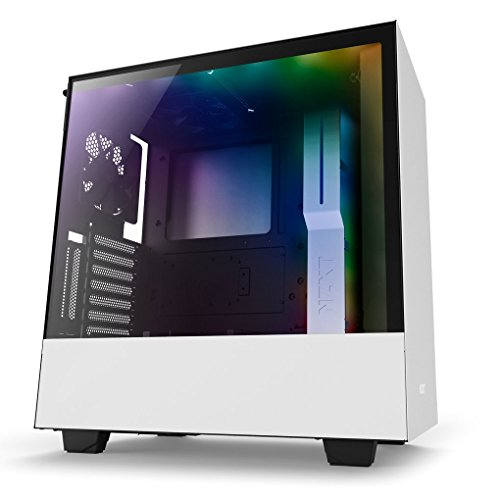 NZXT Case H500i Mid-Tower MatteWH