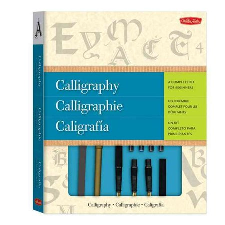 Calligraphy Calligraphie Caligrafia A Complete Kit For