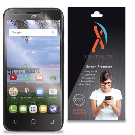 Xshields  High Definition  Hd   Screen Protectors For Alcatel Onetouch Pixi Avion Lte  Maximum Clarity  Super Easy Installation  2 Pack  Lifetime Warranty  Advanced Touchscreen Accuracy