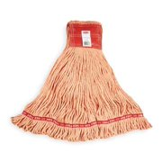 RUBBERMAID String Wet Mop,16 oz.Synthetic FGA25106OR00