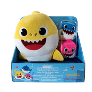 Baby Shark Song Doll and Song Cubes