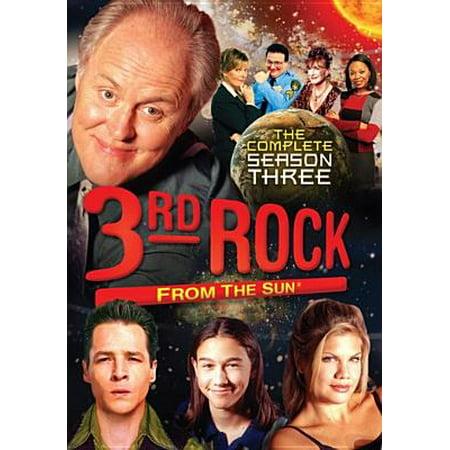 3rd Rock from the Sun: Season 3 (DVD)