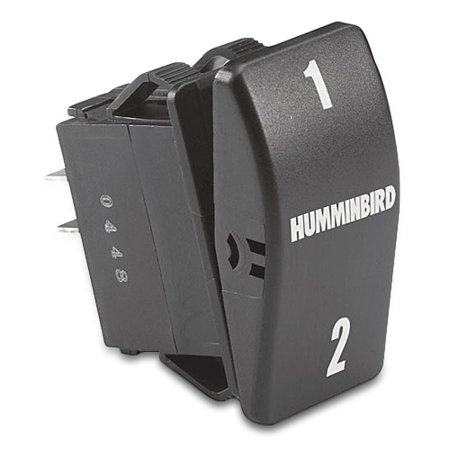 Humminbird TS3 W Transducer Switch Connects 2 Transducers To 1 Fishfinder