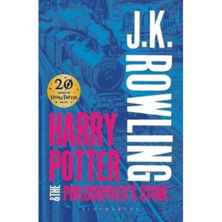 Harry Potter and the Philosopher's Stone: 1/7 (Harry Potter 1 Adult Cover)