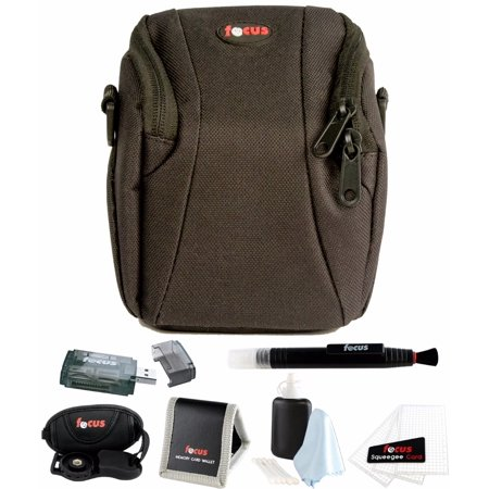 Focus GC2200 Advanced Digital Point & Shoot Camera Gadget Bag Kit