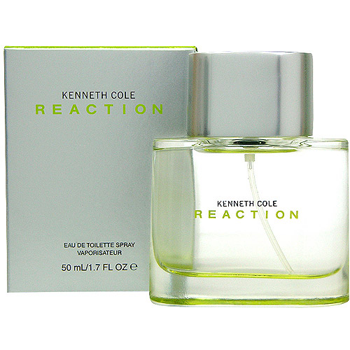 Kenneth Cole Reaction Eau de Toilette Spray, 1.7 fl oz