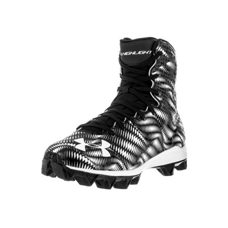 11ad391b11b Under Armour Kids UA Highlight RM Jr. Football Cleat - Walmart.com