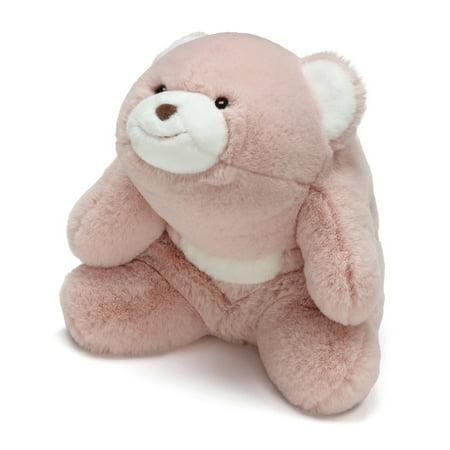 """Gund Snuffles Teddy Bear Plush Stuffed Animal in Rose 10"""" Toy, - Gund Halloween Snuffles"""