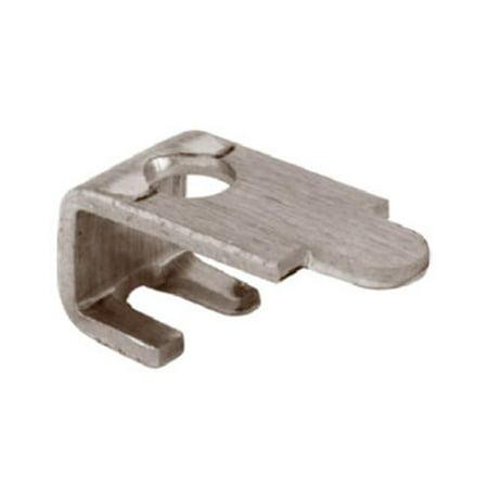 Prime-Line  Mill  Aluminum  Casement Clip  For 5/16 inch 4 - Prime Line Casement Clip