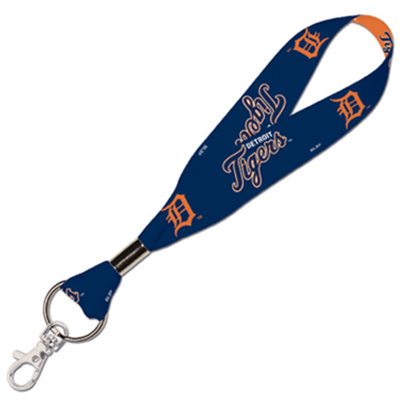 Detroit Tigers Key Strap - No