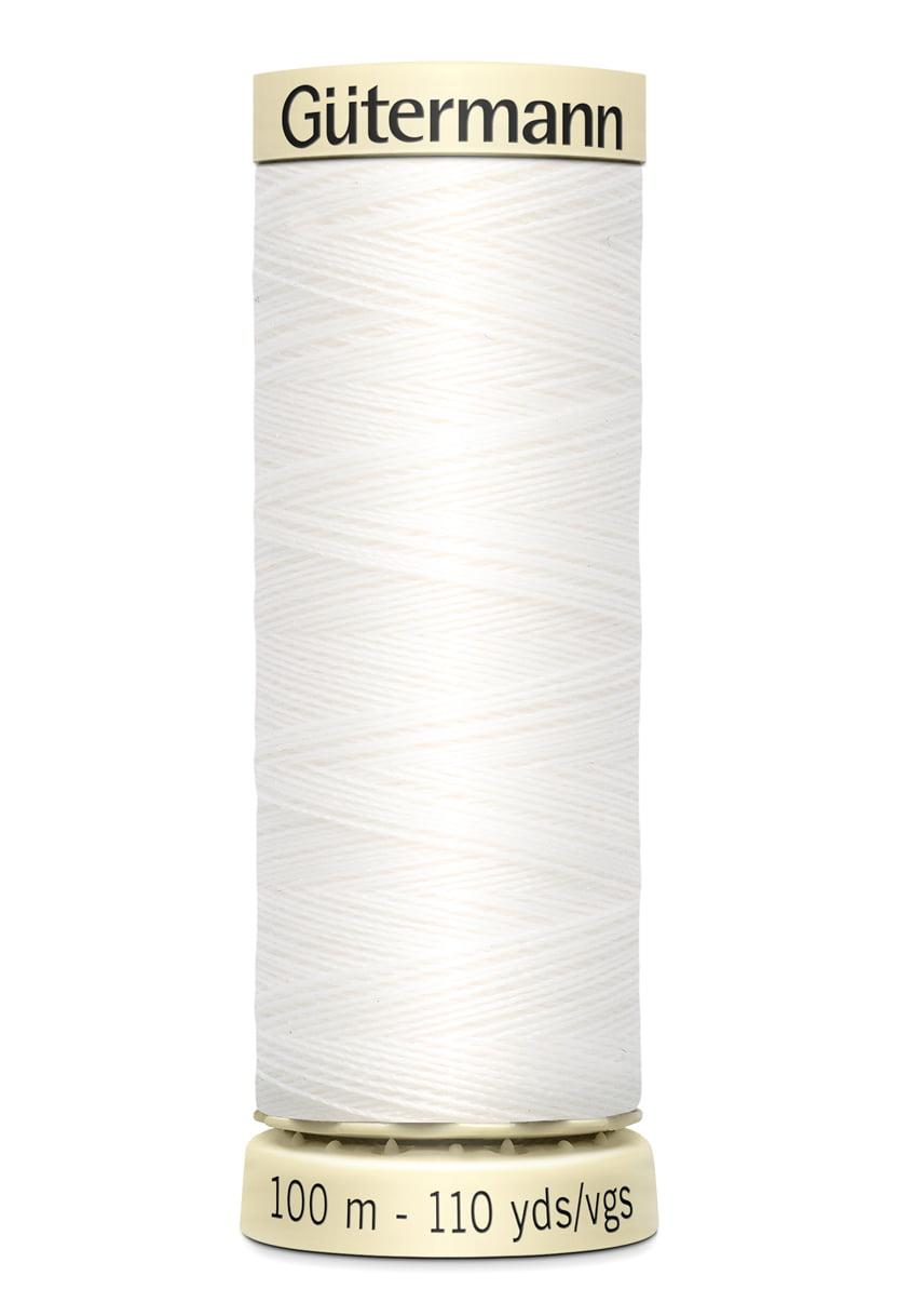 Gutermann Sew-All Thread 110yd-Silver