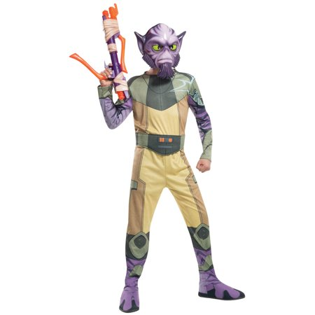 Star Wars Boys Zeb Halloween - Costumes Lexington Ky