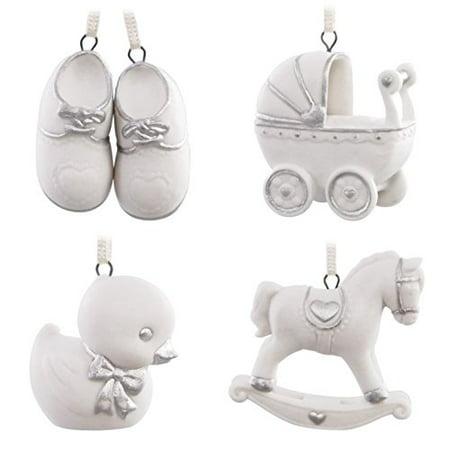 Hallmark Miniature Baby Set Keepsake Christmas Ornament - Hallmark Halloween Merry Miniatures