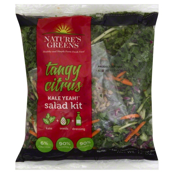 Tangy Citrus Kale Nature's Green