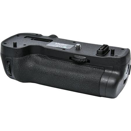 D500 Compressor - Vivitar MB-D17 Pro Series Multi-Power Battery Grip for Nikon D500 DSLR Camera