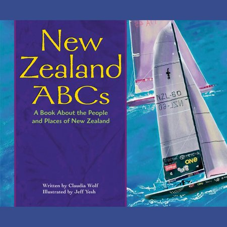 New Zealand ABCs - Audiobook