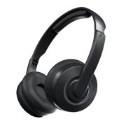 Skullcandy Cassette Wireless BT On-Ear Headphone with Mic in Black