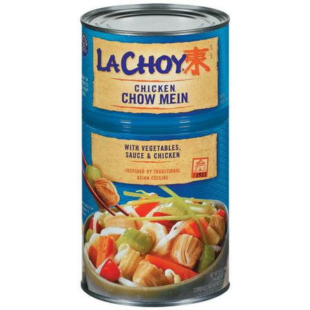 La Choy Chicken Chow Mein 42 oz