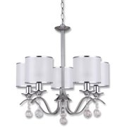 Beldi Portland 5-Light Shaded Chandelier