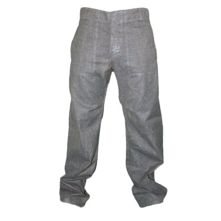 CUSTO BARCELONA Men's Cuadrix Kaki Plaid Dress Pants 597706