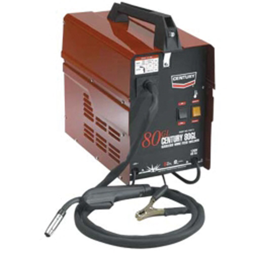 Century 80Gl Wire Feed Welder | Lincoln Electric Welders K2501 1 Century 80gl Wire Feed Welder