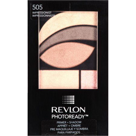 Revlon photoready primer + shadow, impressionist