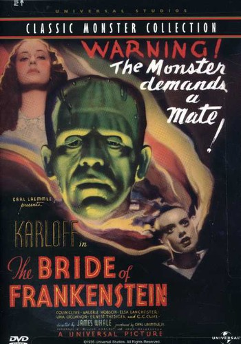 Bride of Frankenstein by UNIVERSAL HOME ENTERTAINMENT