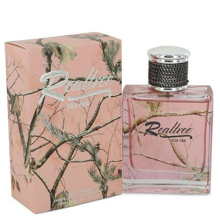 RealTree by Jordan Outdoor - Women - Eau De Parfum Spray 3.4 oz - image 1 of 1
