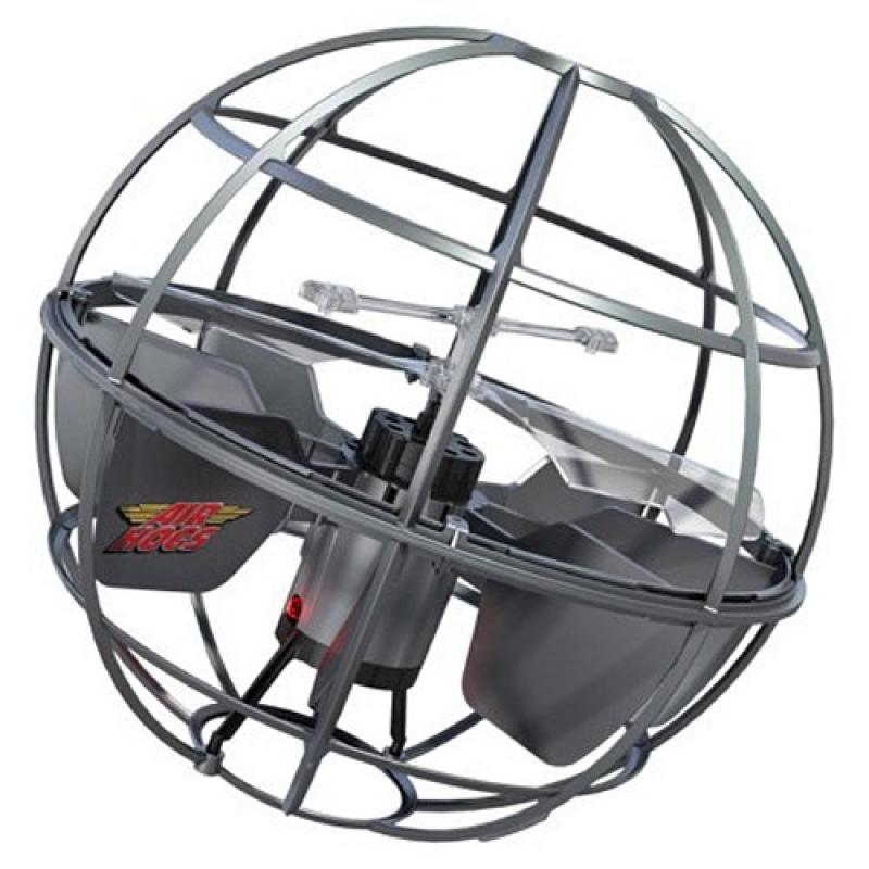 Air Hogs RC Atmosphere (Exclusive Silver Color) by Spin Master by