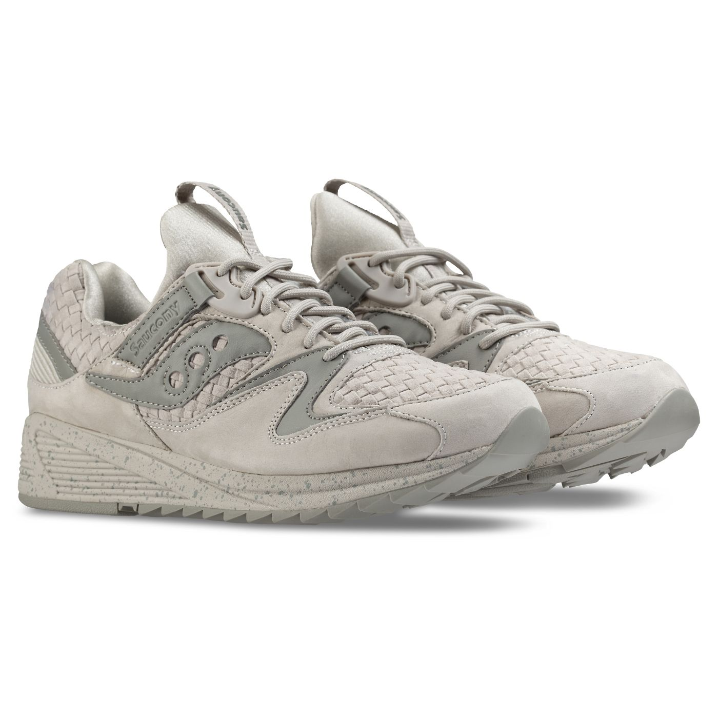 Saucony Sneakers Mens GRID 8500 Weave S70304-2 by Saucony