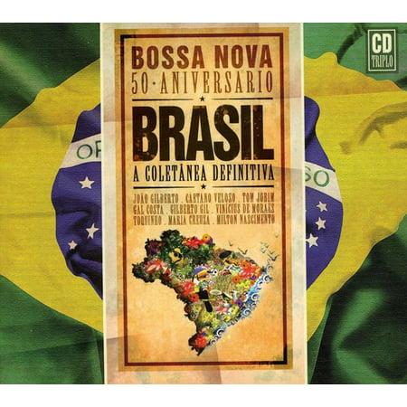 Brasil: Bossa Nova 50 Aniversario (CD) (Digi-Pak) (Bossa Nova Cd)