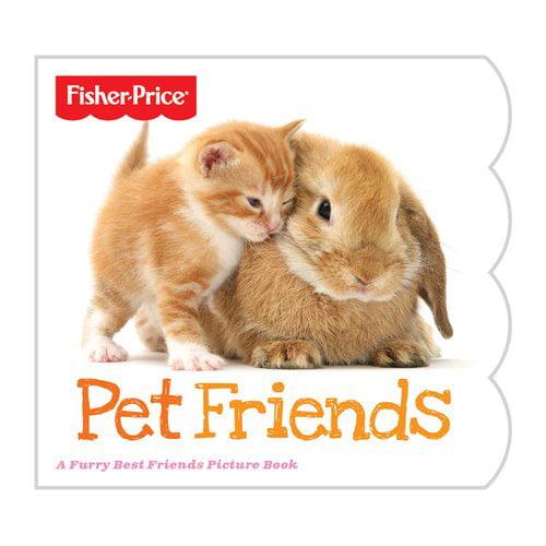 "Fisher-Price ""Pet Friends"" Book"