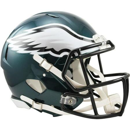 Riddell Philadelphia Eagles Revolution Speed Full-Size Authentic Football Helmet