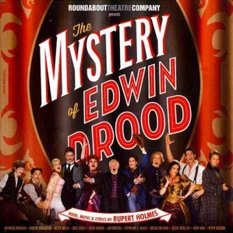 MYSTERY OF EDWIN DROOD (OCR)